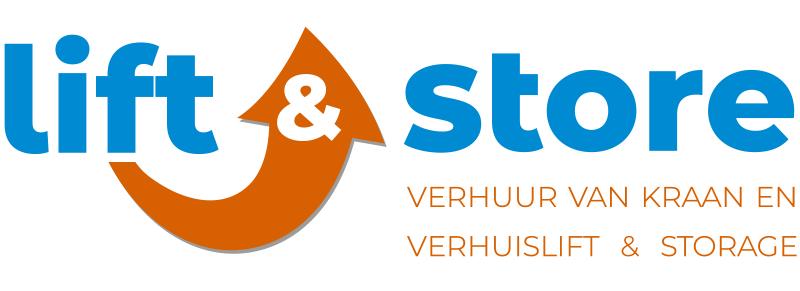 Logo lift & store slogan